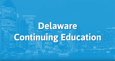 Delaware Insurance Continuing Education Online