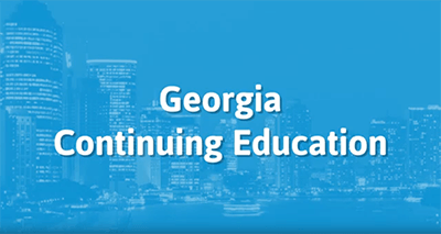 Approved Insurance Ce Credits For Georgia Einsurancetraining Com